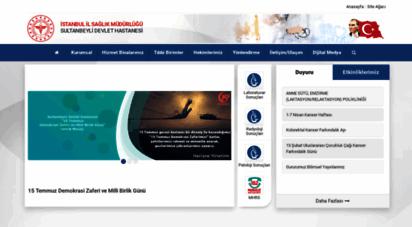 sultanbeylidh.gov.tr -