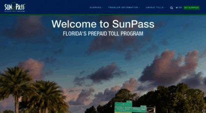 sunpass.com -