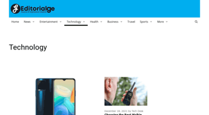 superiorspidertalk.com - technology  editorialge