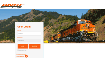 Welcome to Supplier bnsf com - BNSF Login Required