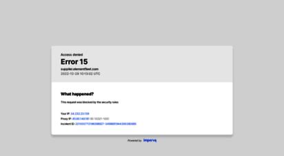 Element Fleet Login >> Welcome To Supplier Elementfleet Com Interactive For