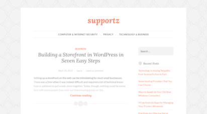 supportz.com - supportz