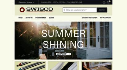 swisco.com - swisco.com  the replacement hardware authority