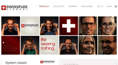 8afc2e95fcdd Welcome to Swissflex-eyewear.com - Swissflex Eyewear – best wearing ...