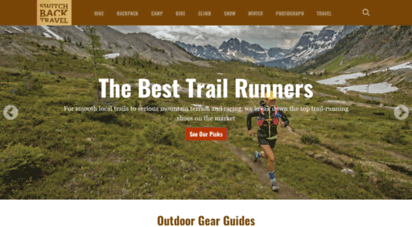switchbacktravel.com - switchback travel  outdoor gear, photography & adventure