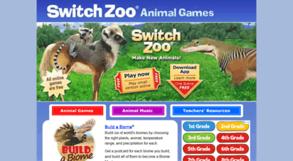 switchzoo.com - switch zoo animal games