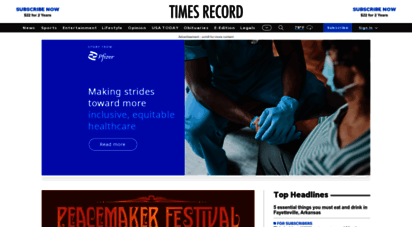 Welcome to Swtimes com - Times Record: Local News, Politics