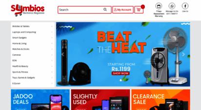 symbios.pk - online shopping in pakistan - mobiles, laptops & watches  symbios.pk