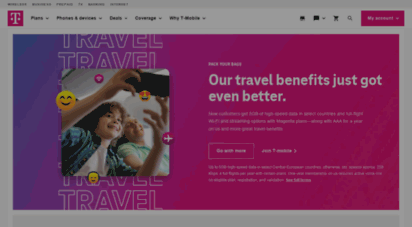 t-mobile.com - unlimited plans, cell phones, evolving 4g & 5g coverage  t-mobile