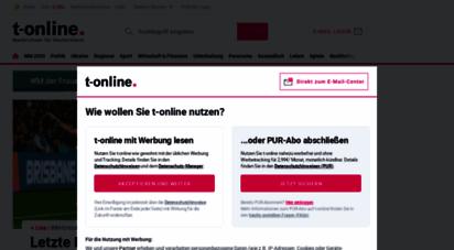similar web sites like t-online.de