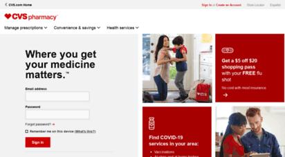 Welcome to T cvs com - Pharmacy | Manage, Transfer, & Refill