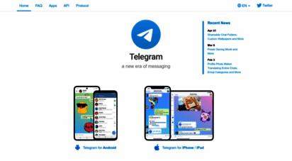 t.me - telegram messenger