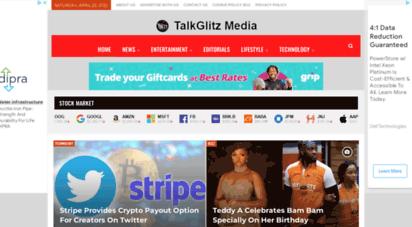 talkglitz.tv