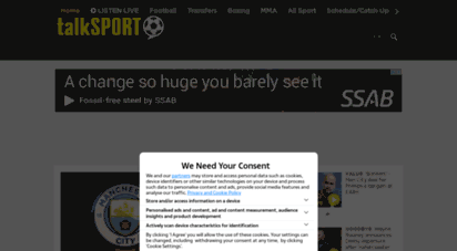 talksport.com - the world´s biggest sports radio station  talksport