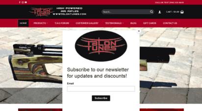 Welcome to Talontunes com - Main | TalonTunes