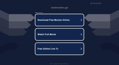 tamilrockers.gd -