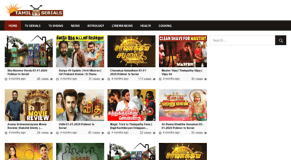 Welcome to Tamiltvserials net - TamilTvSerials net | Tamil TV