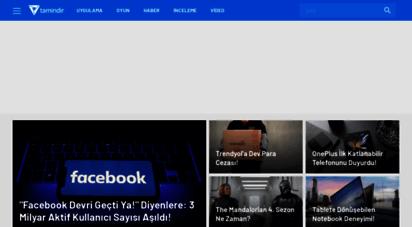 tamindir.com - tam indir - teknoloji, program ve mobil uygulama sitesi