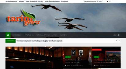 similar web sites like tarim.gen.tr