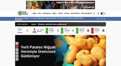tarimpusulasi.com - türkiye´nin bir numaralı tarımsal haber ve bilgi portalı