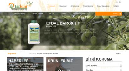tarkimbk.com.tr - tarkim bitki koruma sanayi ve ticaret a.ş