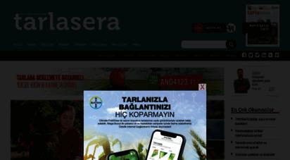 tarlasera.com - aylık tarım ve kültür dergisi  tarlasera