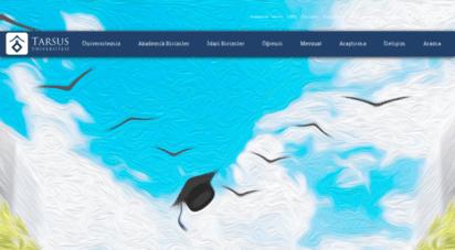 tarsus.edu.tr