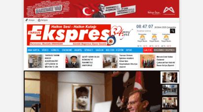 tarsusekspres.com.tr