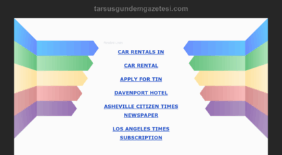 tarsusgundemgazetesi.com