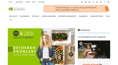 taylankumeli.com - diyetisyen taylan kümeli, sağlıklı beslenme ve diyet uzmanı