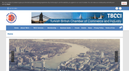 tbcci.org - turkish british chamber of commerce and industry  tbcci