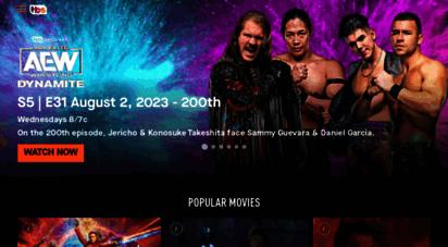 tbs.com - turner entertainment