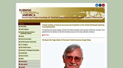 tc-america.org - turkish coalition of america