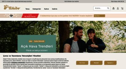 tchibo.com.tr - tchibo dünyasına özel ürünler  tchibo