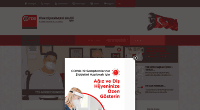 tdb.org.tr - türk dişhekimleri birliği