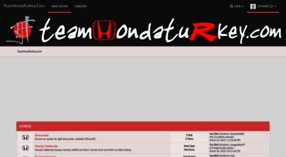 teamhondaturkey.com - teamhondaturkey.com