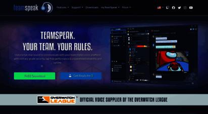 teamspeak.com -