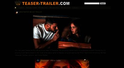 teaser-trailer.com - teaser trailer