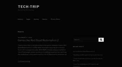 tech-trip.com -