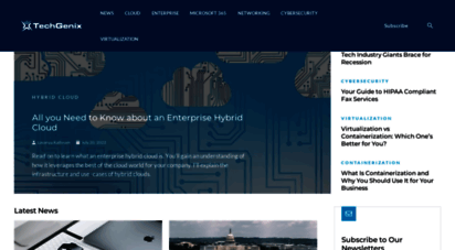 techgenix.com - techgenix - latest technology news & articles - online magazine