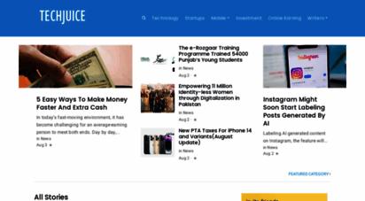 techjuice.pk - techjuice  technology news from pakistan