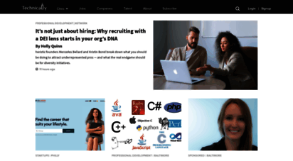 technical.ly - technical.ly - better cities through technology