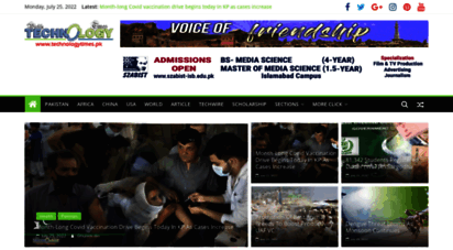 technologytimes.pk - science & technology news, reviews, articles, anlysis, and inside stories from pakistan  technology times pakistan