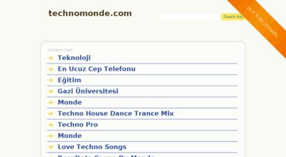 technomonde.com
