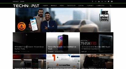 similar web sites like technopat.net