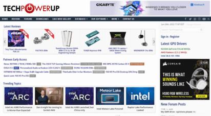 techpowerup.com - techpowerup