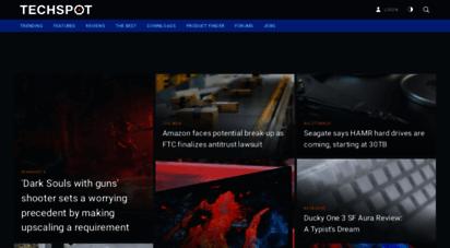 techspot.com - techspot : tech enthusiasts, power users, gamers