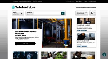 techstreet.com - techstreet -technical information superstore