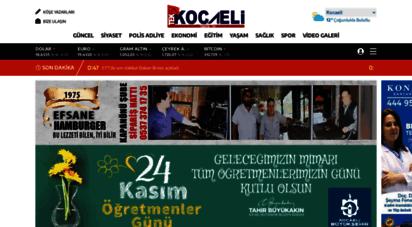 tekkocaeli.com - tek kocaeli gazetesi  kocaeli haber  kocaeli son dakika  kocaeli gündem