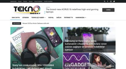 teknoreset.com - teknoreset  teknoloji haberleri, teknolojik gelişmeler